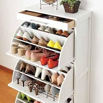 Тумба для обуви позволит вам аккуратно и удобно организовать хранение обуви даже в самой маленькой прихожей…