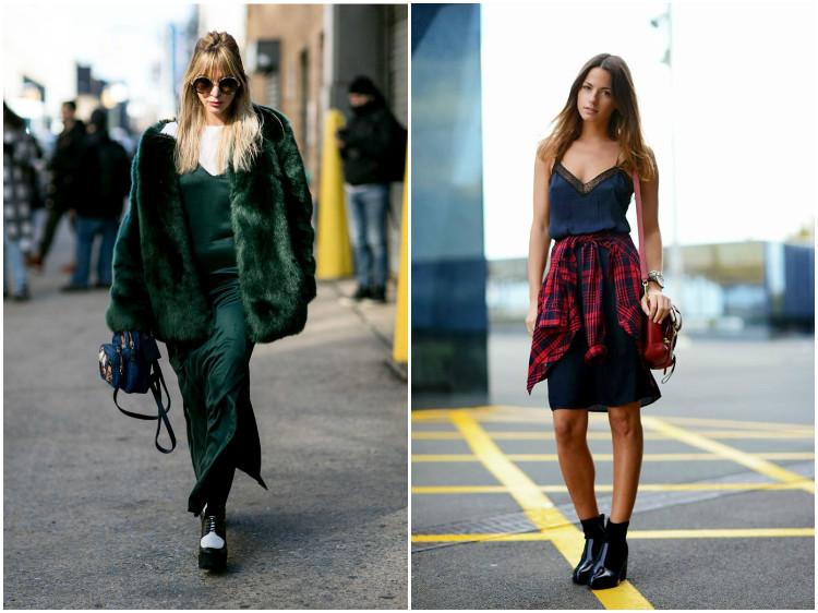 Одежда в бельевом стиле: как носить