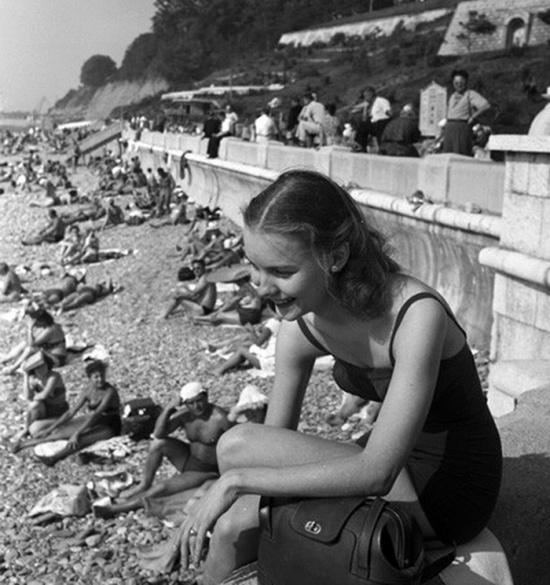 Девушки СССР. Фотографии, на которых видна неподдельная красота, а не работа визажистов и ретушеров