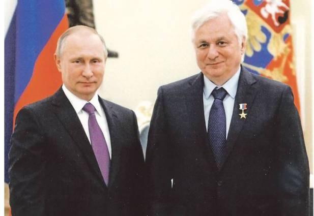 Валерий Кашин: Наша миссия – сохранить приоритет России