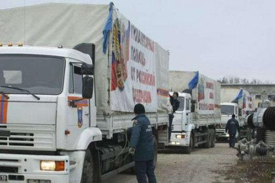 «Нереализованный голодомор»: Чем Киеву мешают российские гумконвои?