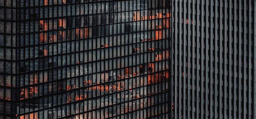 Футуристические снимки Токио — города из будущего, который существует уже сейчас
