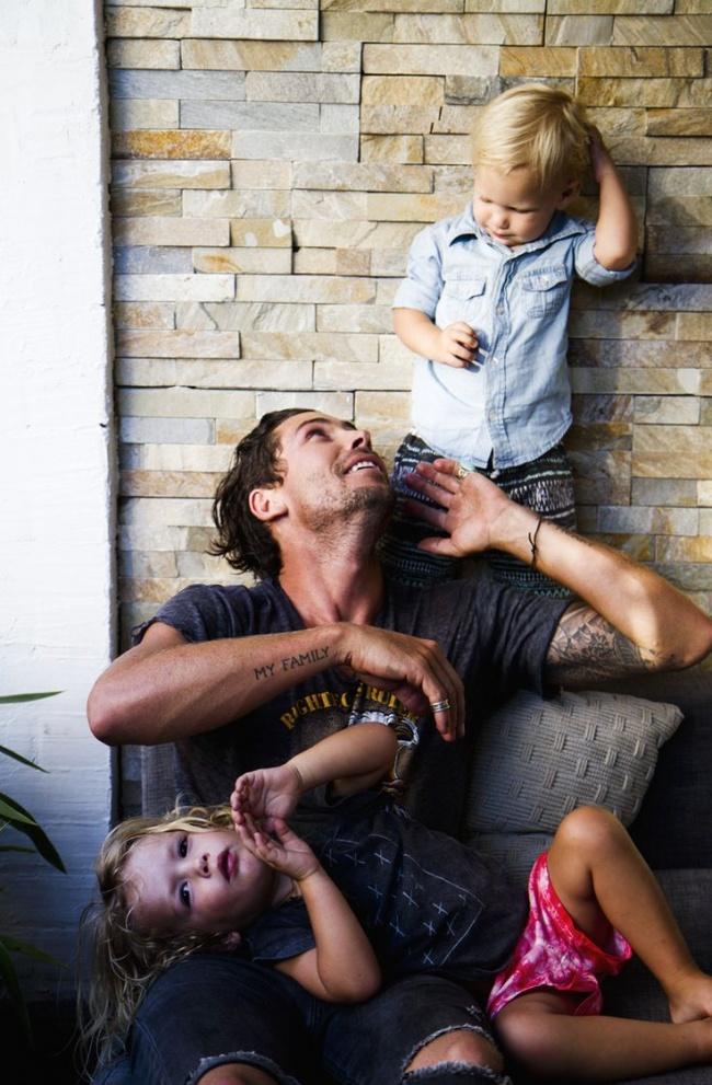 18 фотографий о том, какое это счастье — быть отцом
