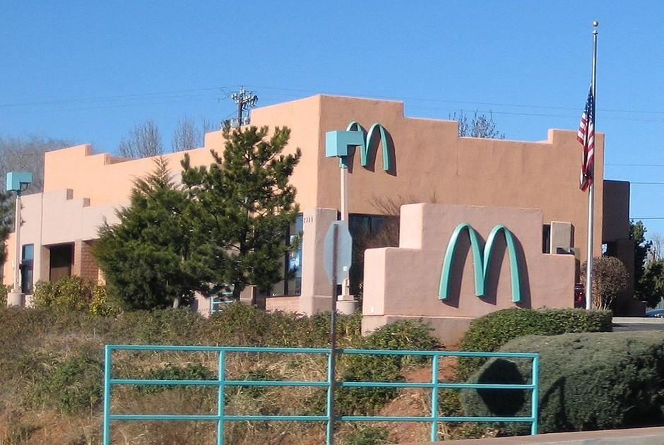 Самые необычные «Макдоналдсы» в мире