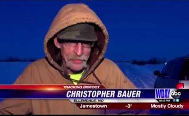 Охотник из Северной Дакоты более 10 км преследовал лохматого йети