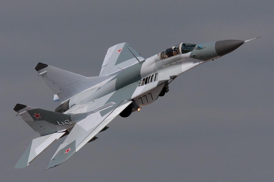 МИГи российских ВВС сбили НЛО на территории поволжского края