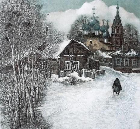художник Александр Ветров картины – 11