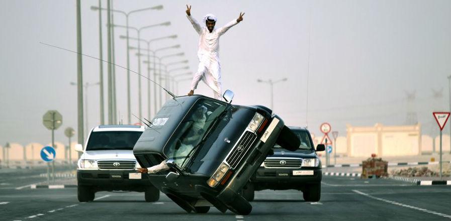 19 невероятных явлений, которые можно увидеть только в Дубае