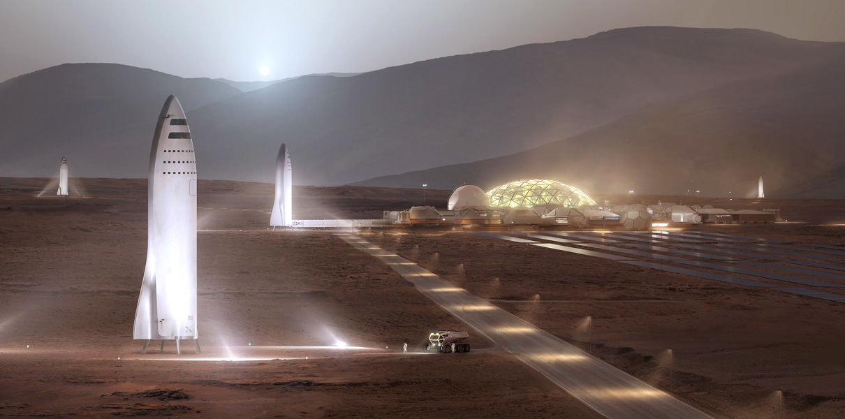 «Нам не нужна колония на Марсе»