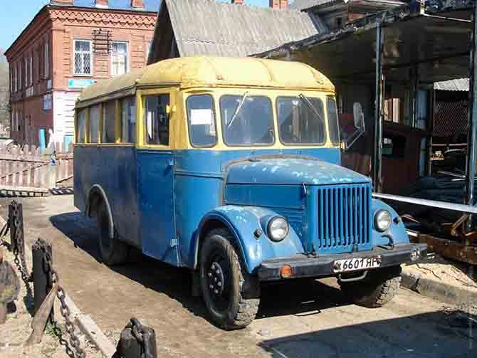 Советский автопром на просторах дорог всего мира