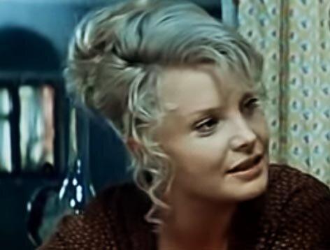 Татьяна Доронина в фильма «Мачеха»