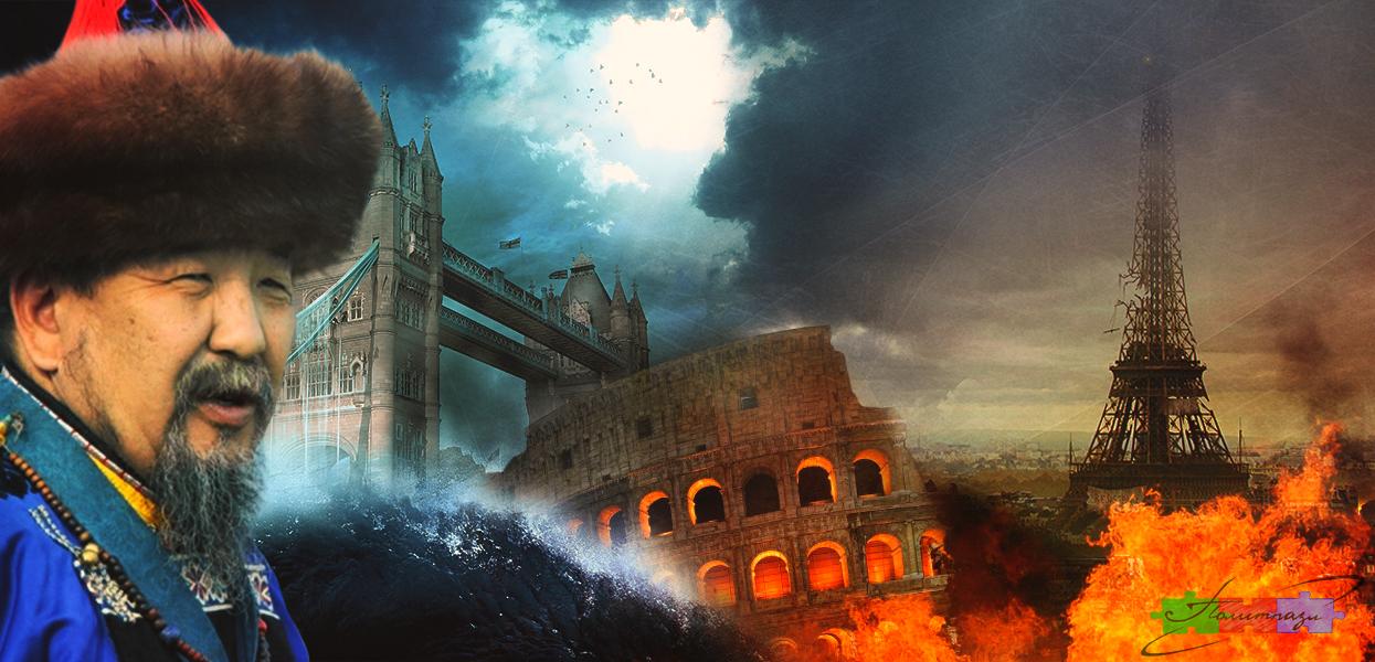 Верховный шаман Бурятии предсказал «конец света» в Европе