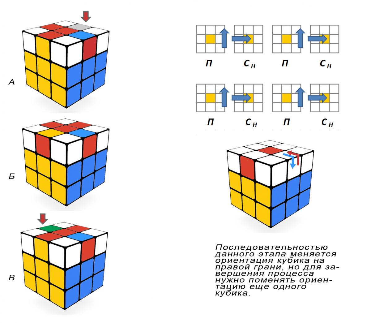 Как собрать кубик рубика 6х6 схема фото 523