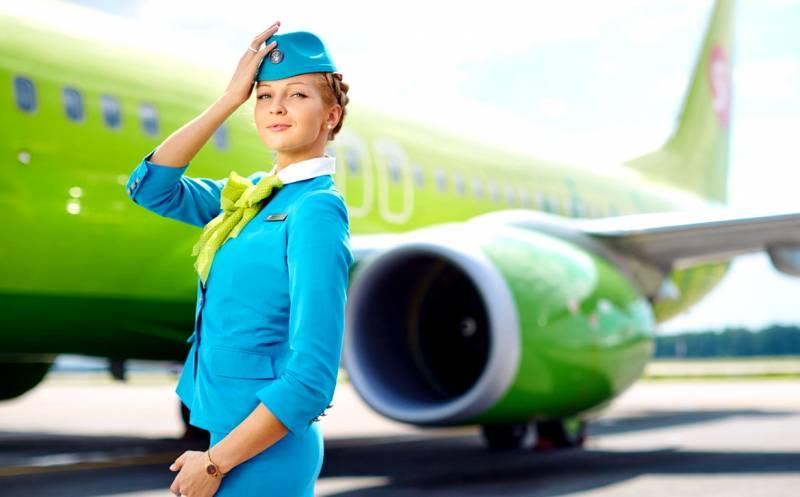 Небесные ласточки: Мифы и правда о российских стюардессах
