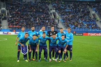 Путин покритиковал «Зенит» за обилие иностранных футболистов