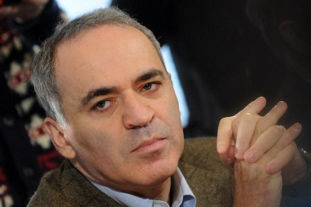 Гарри Каспаров: Я не вернусь в Россию. Я готов рисковать, но не делать глупости