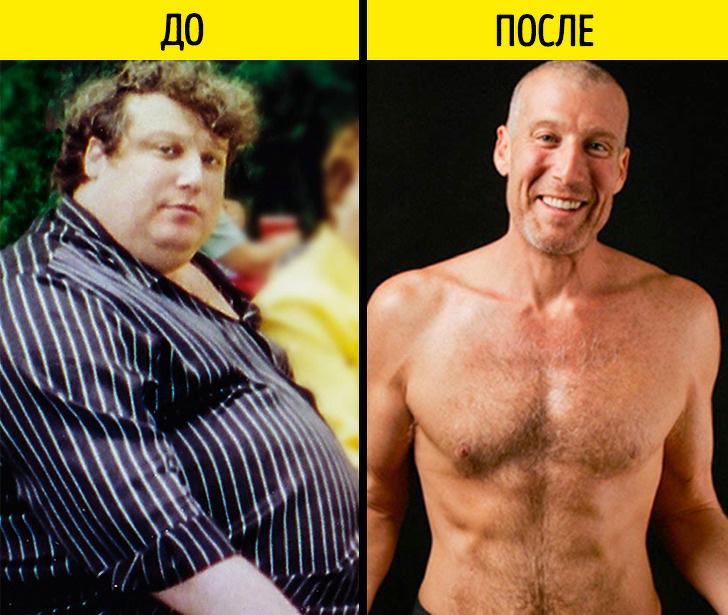 7 рекомендаций по питанию и образу жизни от американского брокера, который похудел на 100 кг без диеты