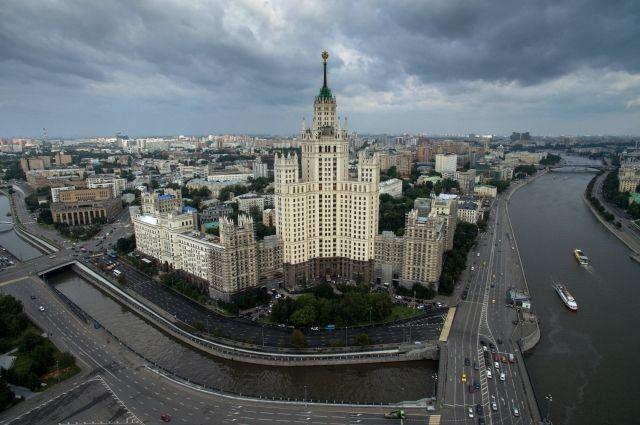Москва стала лидером по выполнению майских указов Путина