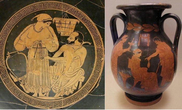 Проституция в Древней Греции: Как завлекали клиентов античные путаны