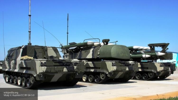 Сивков раскрыл, для чего появилось новое соединение «Бук-2М» на Кубани