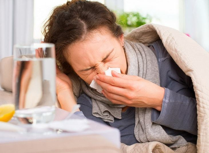 В Новосибирске поднялась заболеваемость ОРВИ и гриппом