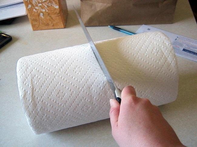 9 нестандартных способов использовать бумажные полотенца. Я даже не представляла, что такое возможно!