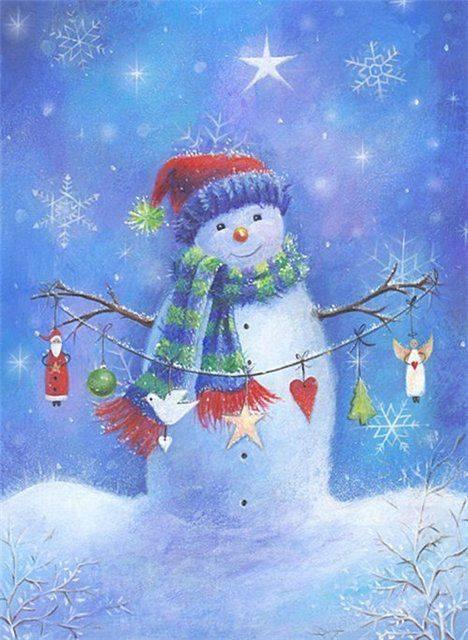 Картинки для доброго зимнего…