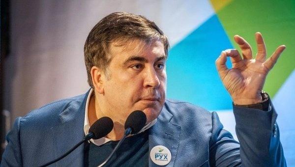 Саакашвили призвал к всеобщей «мобилизации»