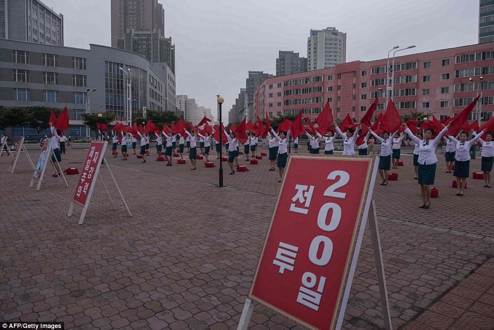 Вождь приказывает веселиться: долгожданный день отдыха в КНДР