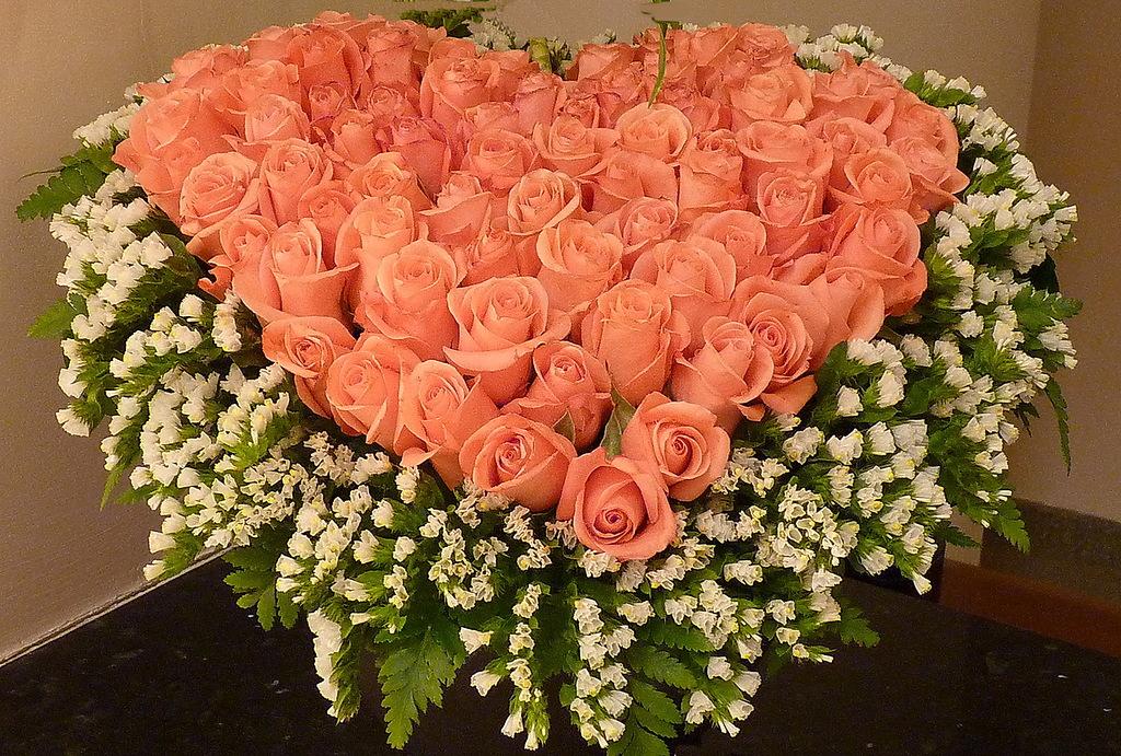 Фото день рождения красивые цветы