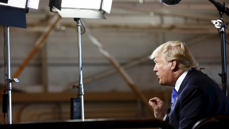 LAT: «невежа» Трамп не видит разницы между армией США и «путинской командой убийц»