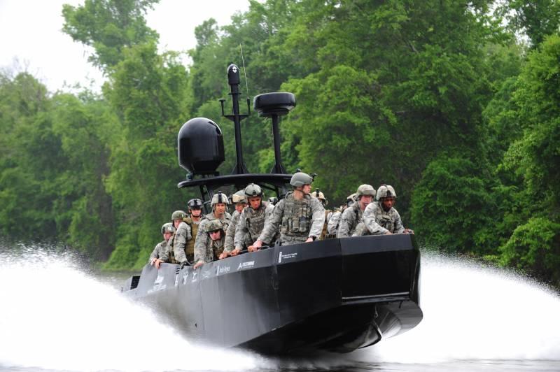 Внутренние водные пути: технологии проецирования силы