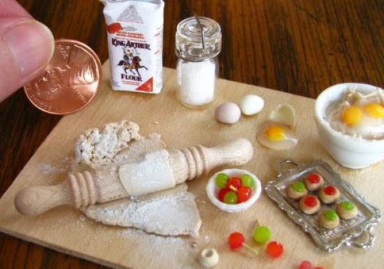 Блюда из полимерной глины