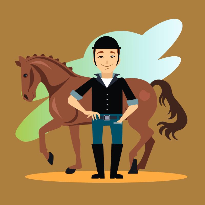 Говорящий конь
