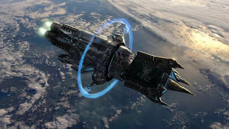 Фотоснимки НАСА подтверждают присутствие НЛО на орбите Земли еще 30 лет назад