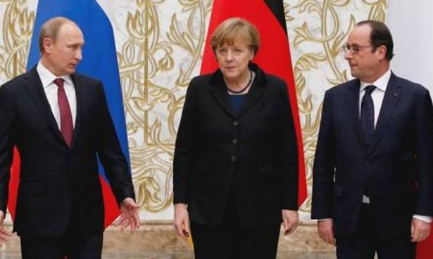 Порошенко выдохнул. Париж и  Берлин «протянут» Украину на G20