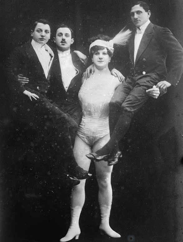 эротика 1912 года