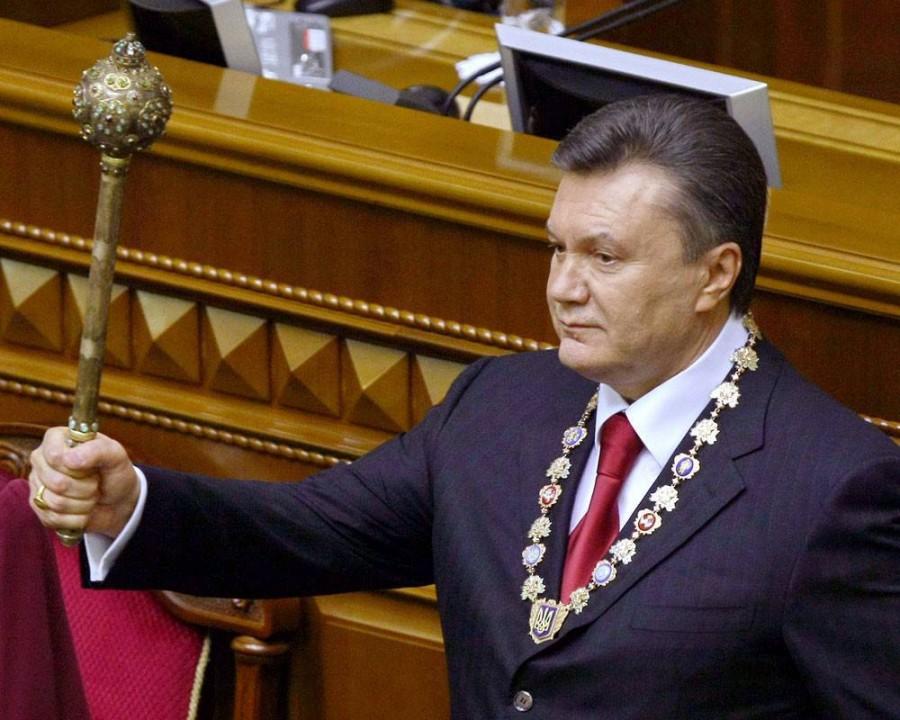 Вернет ли Янукович себе влас…