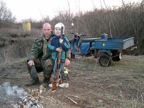 За что я люблю охоту