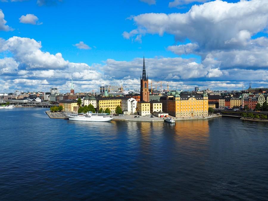 Стокгольм за 24 часа