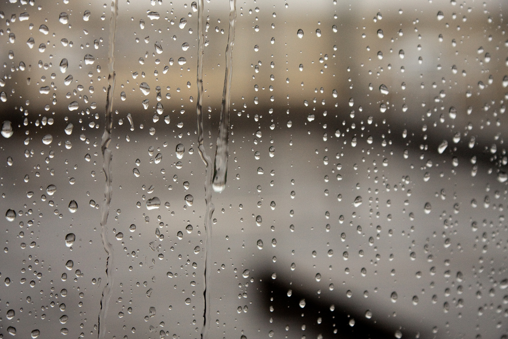 Про дождь. Очень актуально в этом году