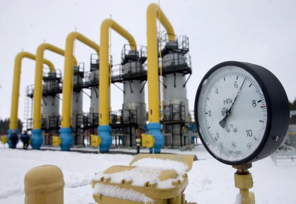Экспорт российского газа в Е…