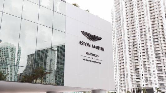 Aston Martin построит жилой дом