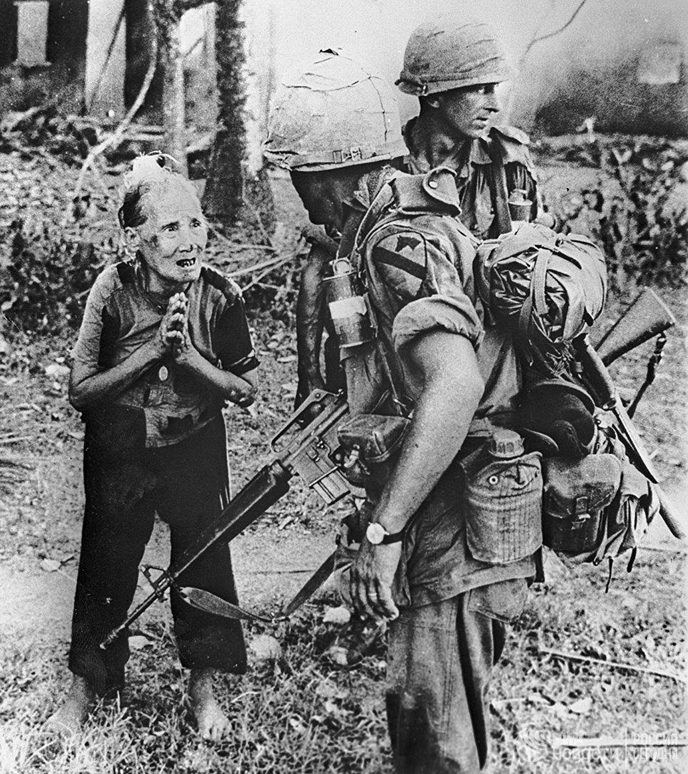 Война во Вьетнаме: Ложь для большой войны: как в США выдумали повод для нападения на Вьетнам