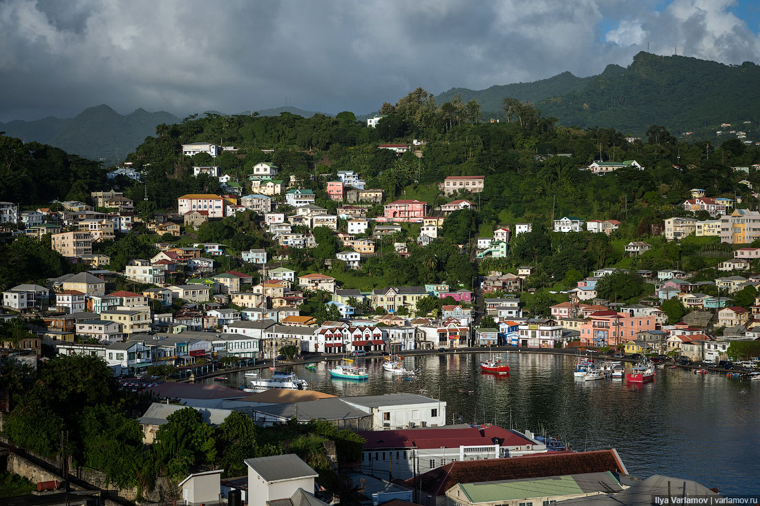Гренада: спасибо Америке за свободу!