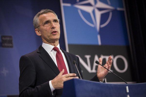 Столтенберг грассказал о перспективах Украины и Грузии стать членами НАТО