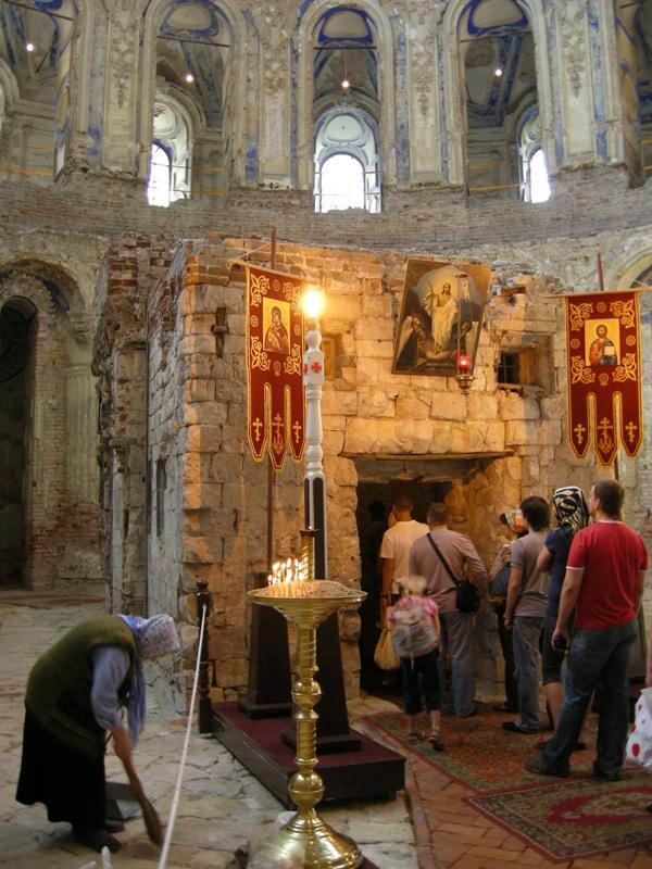 Экскурсии новоиерусалимский