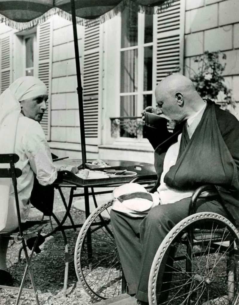 24 грустных фото о том, как жили русские аристократы в эмиграции в Германии и Франции