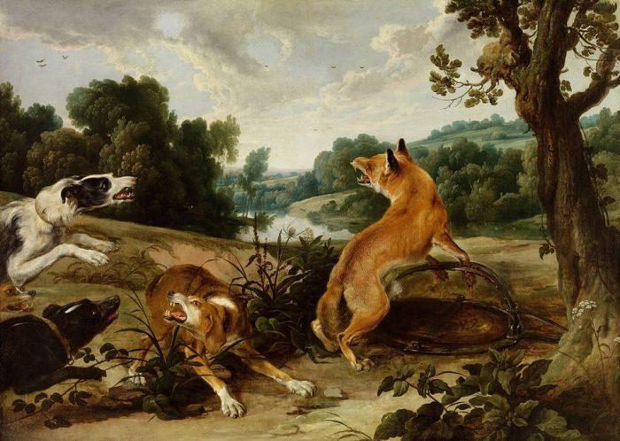 художник Франс Снейдерс картины – 16