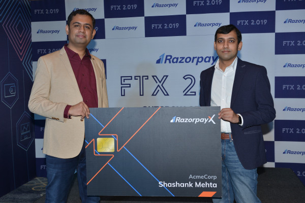 India's Razorpay launches corporate credit cards, more in major neo banking push